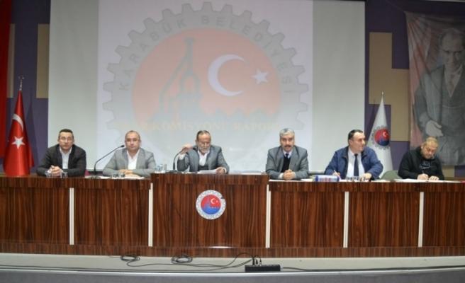 2019'un ilk belediye meclis toplantısı gerçekleştirildi