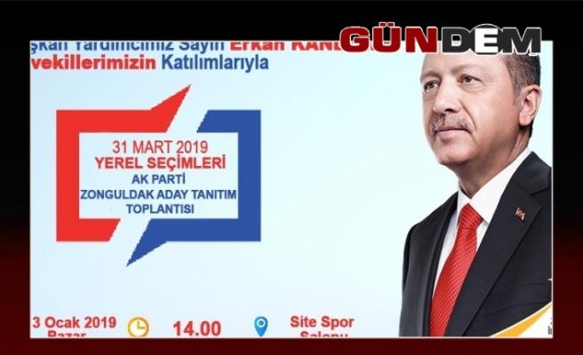 AK Parti, pazar gününü bekliyor!