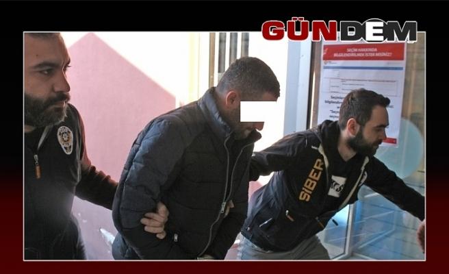 ATM dolandırıcıları yakalandı...