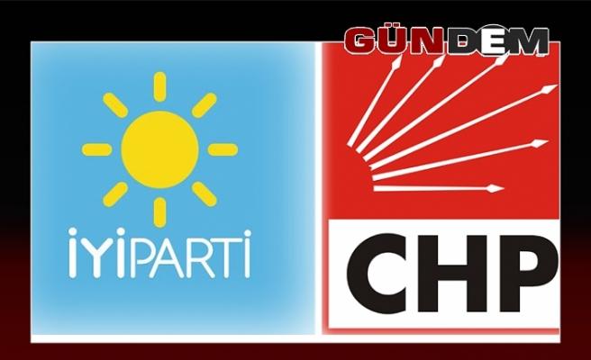 CHP ve İYİ Parti ittifakta anlaştı! Hangi iller var?