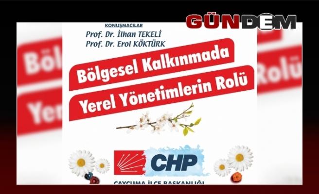 CHP'den yerel yönetim çalıştayı