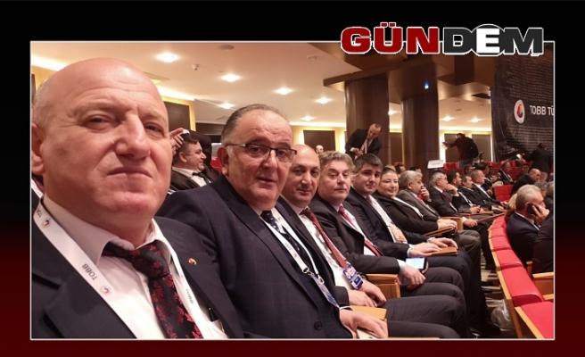 ÇTSO, Türkiye Ekonomi Şurası'na katıldı