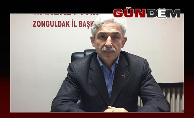 Demirköse'den İl Başkanları Toplantısı açıklaması