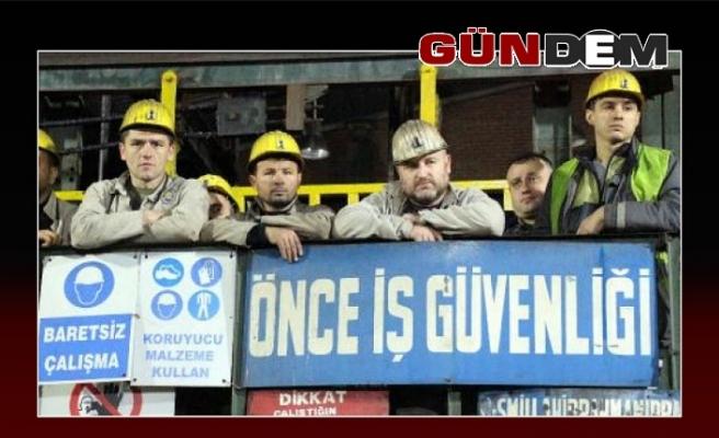 Devletin kurumu uyardı! Madende taşeron ölüm getirdi!