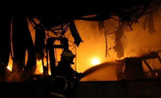 Düzce İtfaiyesi geçen yıl 440 yangına müdahale etti