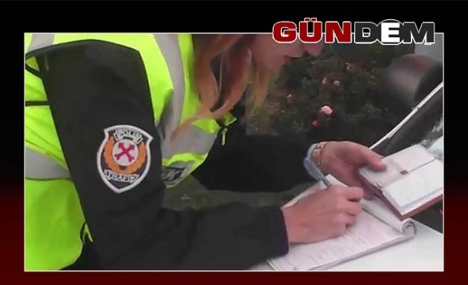 Ehliyetsiz alkollü sürücüye ceza yağdı!..
