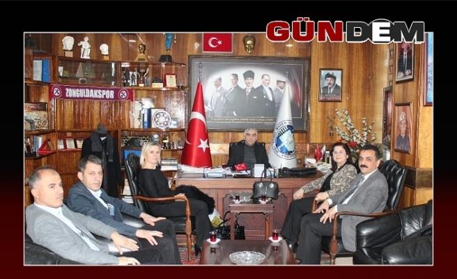 İŞKUR'dan GMİS'e ziyaret!..