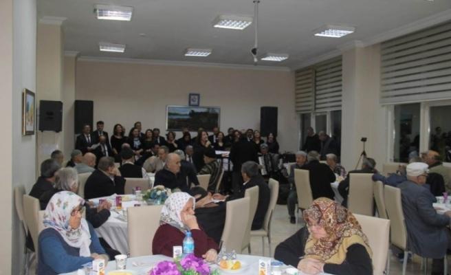 Karabük Türk Müziği Topluluğundan Huzurevi Konseri