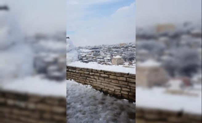 Karabük'te 221 köy yolu ulaşıma kapandı