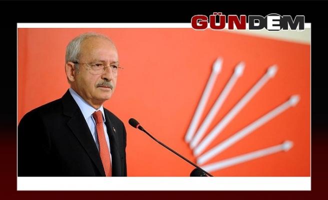 Kılıçdaroğlu aday belirleme mesaisine başladı.. Zonguldak'ta var