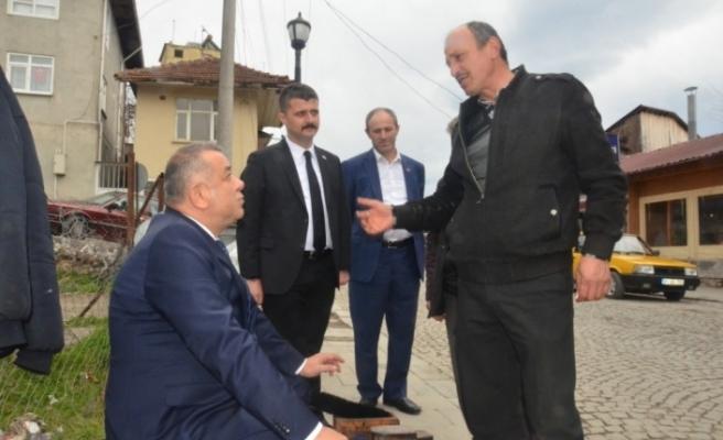 MHP'li başkan adayı dur durak bilmiyor