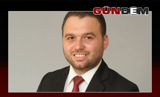 SP Kozlu'da Samet Tuna Güngör'ü aday gösterdi