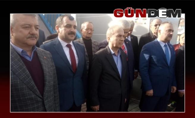AK Parti Filyos seçim bürosu açıldı