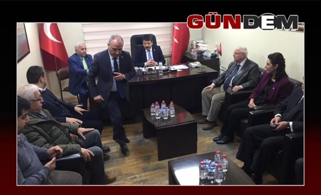CHP-İYİ Parti masaya oturdu