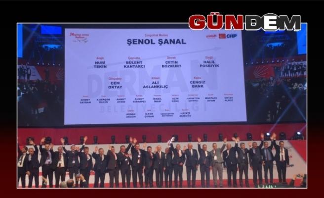 CHP adaylarını tanıttı, Zonguldak ekibi tam kadro katıldı