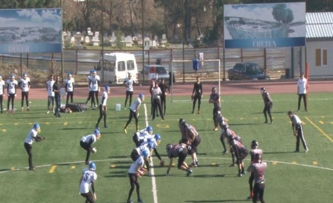 Düzce Üniversitesi korumalı futbol takımı süper lig yolunda