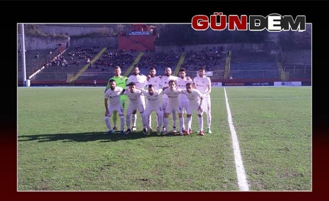 Zonguldakspor berabere kaldı