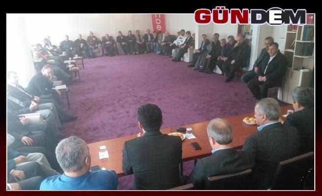 AK Parti'den ÖNDER'e ziyaret
