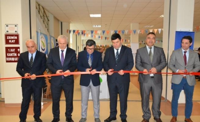 Düzce Üniversitesi Unilook Türkiye Üniversite tanıtım ve tercih günleri'ne ev sahipliği yaptı