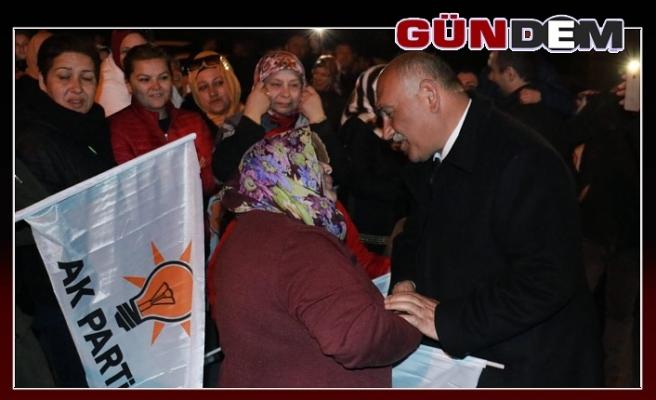 """EROL ŞAHİN: """"SEÇİMİ ALDIK AMA 25 MECLİS ÜYESİ İSTİYORUZ"""""""