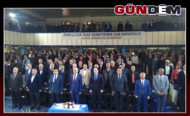 GMİS Genel Kurulu başladı