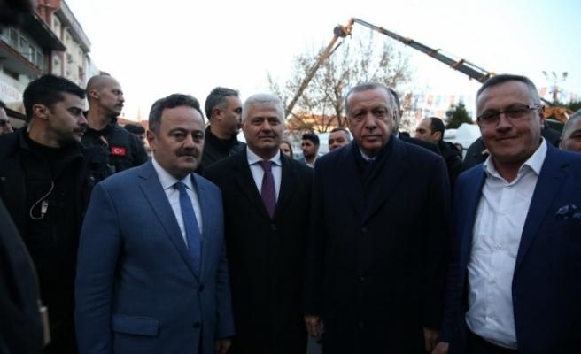 İl Başkanı Altınöz, Cumhurbaşkanı Erdoğan'ı Karabük'e davet etti