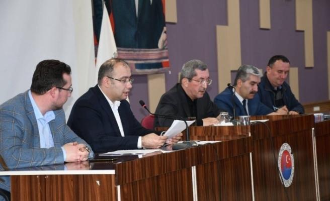 Karabük Belediyesi son meclis toplantısını yaptı
