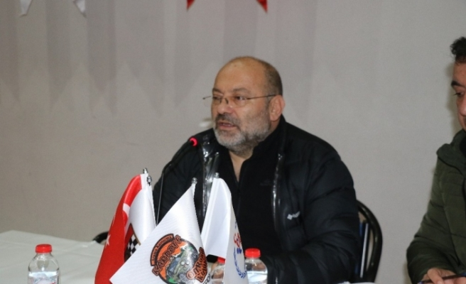 KARDOFF'ta Ahmet Demir yeniden güven tazeledi