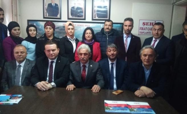MHP Grup Başkanvekili Bülbül Zonguldak'ta