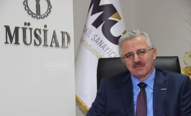 MÜSİAD Başkanı Ahmet Nur Yeni Zelanda'daki saldırıyı kınadı