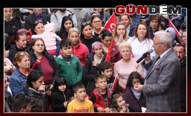POSBIYIK, EREĞLİ'Yİ BİLENE OY VERİN!..