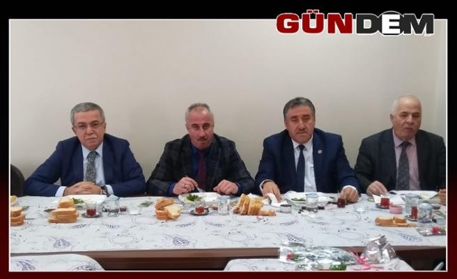 Recep Demirtaş, helallik istedi