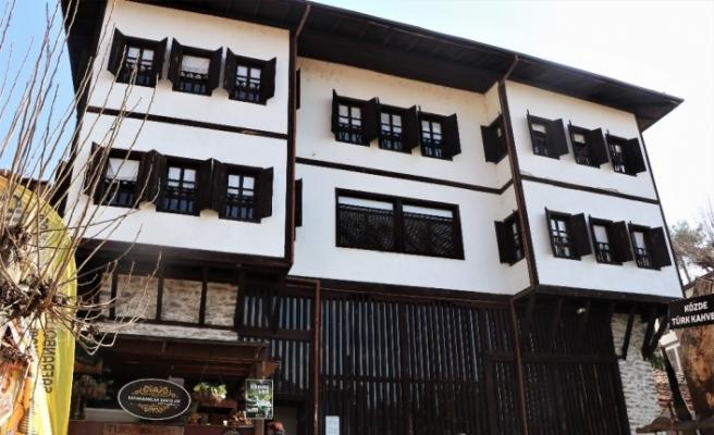 Tarihi Kaymakamlar Evi'nde restore edilecek
