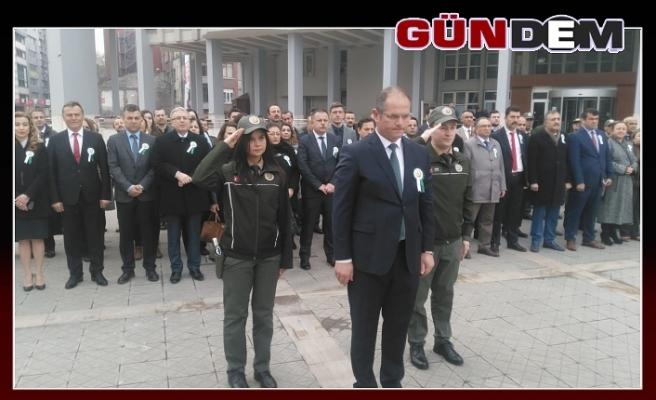 Zonguldak'ta Orman Haftası kutlandı