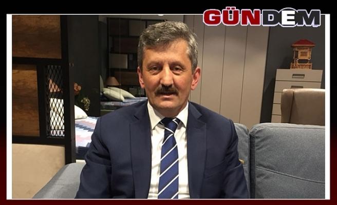 AK Parti İl Başkanı Zeki Tosun Berat Kandilini kutladı