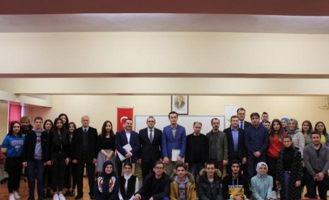 Akçakoca'da sektör üniversite buluşması gerçekleştirildi