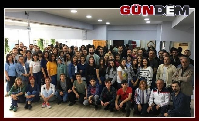 Çağdaş Anadolu Derneğine yurt dışından davet