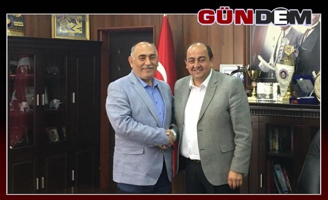 Şahin ve Gövce'den Demirtaş'a ziyaret!..