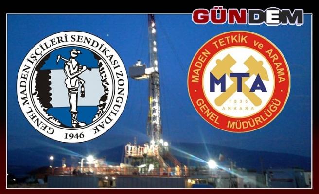 TTK VE MTA TİS görüşmeleri 3. oturumu yapıldı