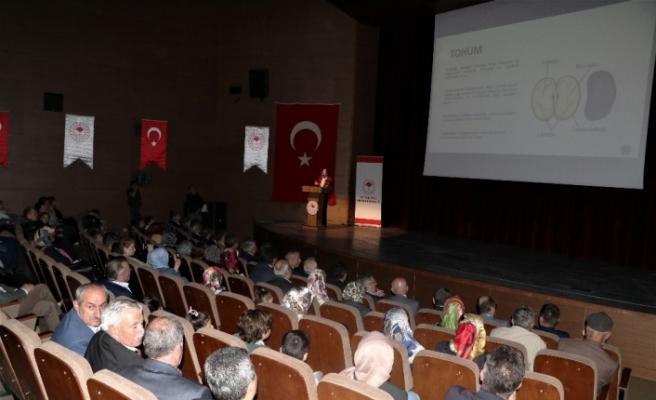 """Yerel çeşitler """"Ata Tohumu Ata Toprağında"""" projesi ile tanıtılacak"""