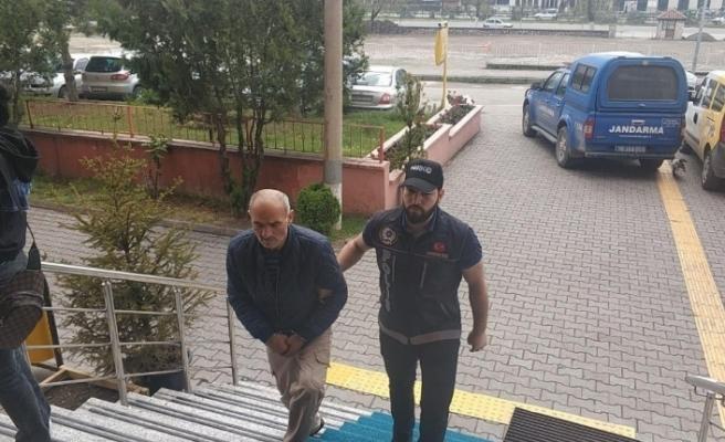 Yeşil reçeteli ilaç satan şahsı tutuklandı