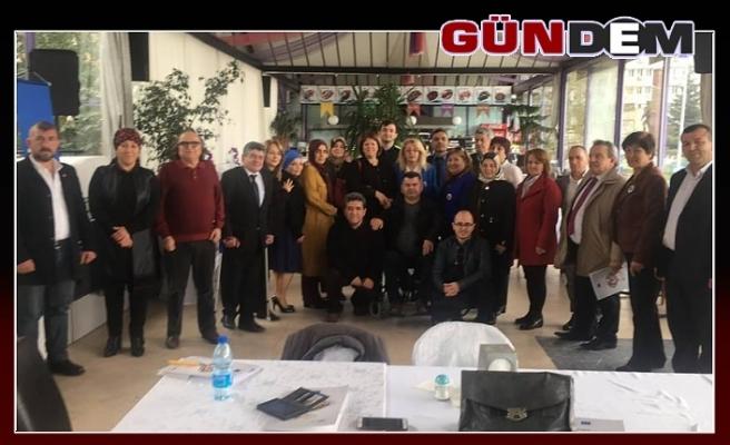Zonguldak Engelliler Meclisi oluşturuldu