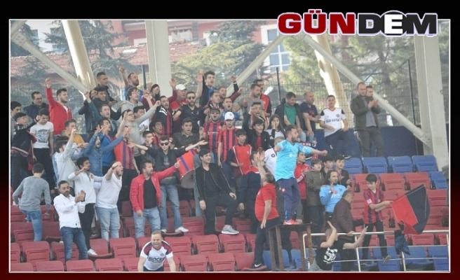 Zonguldakspor taraftarı tepki için sustular!..