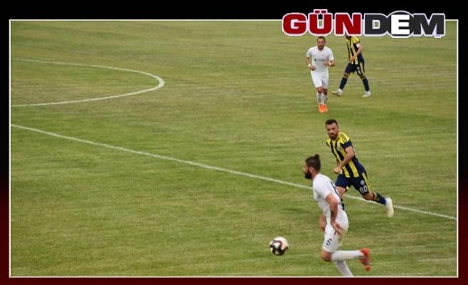 Zonguldakspor, Tarsus'ta yenildi!