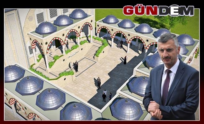 'Cami bir şehrin ihtiyacıdır'