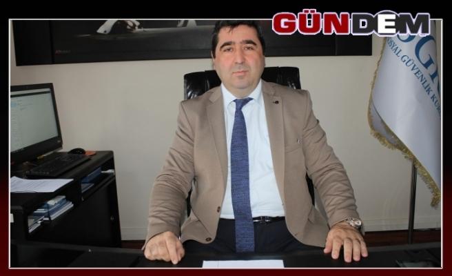 Erkin:'Kayıt dışı ile çok ciddi manada mücadele ediyoruz'