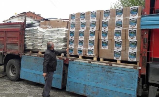 İstanbul Eflaniler Derneği 285 aileye ramazan kumanyası dağıttı