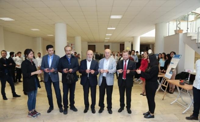 KBÜ'de 22 adet bitirme projesi sergilendi