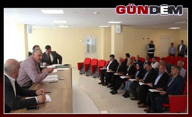 Kozlu meclisinde tarihi karar