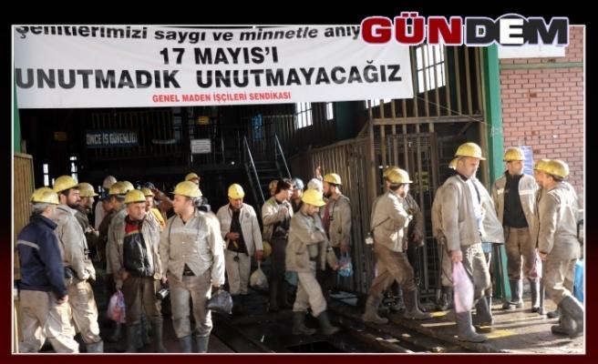 Maden faciasının 9. yıl dönümü...